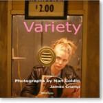 Variety: Photographs by Nan Goldin (2009)